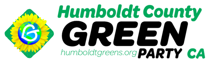 Humboldt Green Party Endorsement